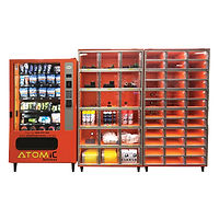 ATOMic Combi Industrial Vending and Locker