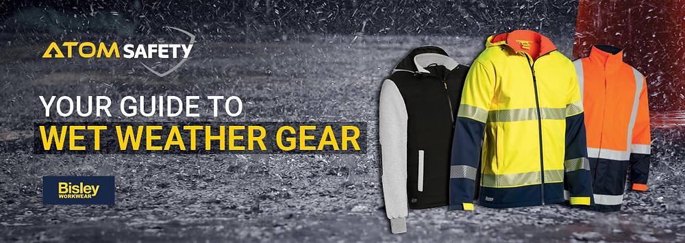 ATOM Wet Weather Gear Winter Clothing