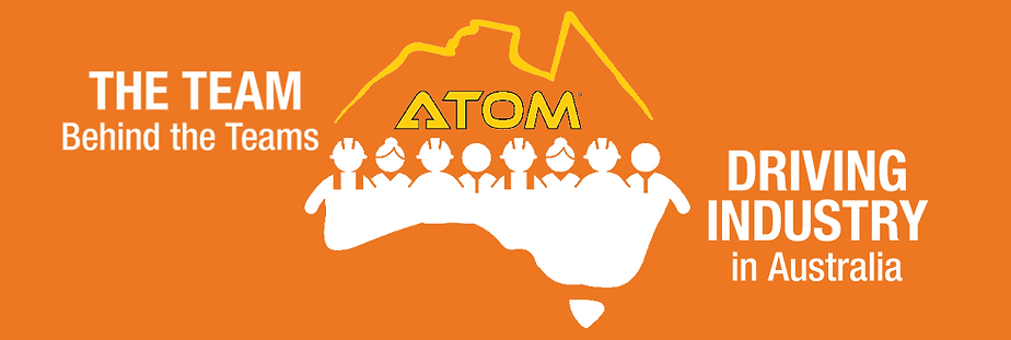 ATOM Team Behind The Teams