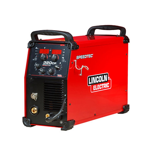 Multi-Process Speedtec 320CP Aluminium Welder Package