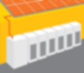 Solar Storage Illustration