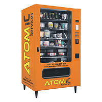 ATOMic Edge Coil Vendin Machine