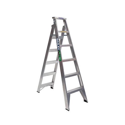Trade Dual Purpose 6 Step Ladder 1.8m 150kg