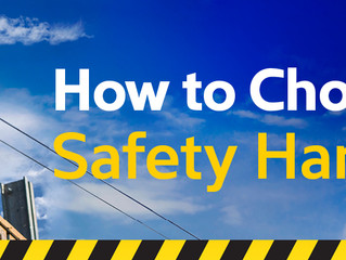 How to Choose a Safety Harness
