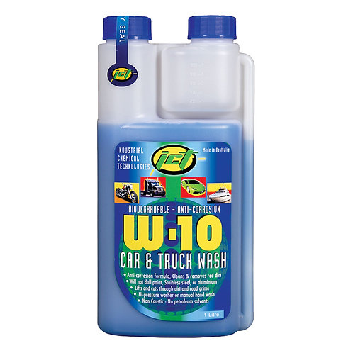 Automotive Cleaners W-10 Car & Truck Wash 1L