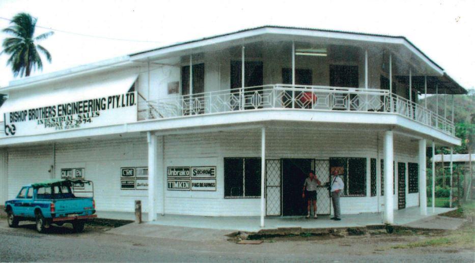 Bishops Rabaul Branch 1994