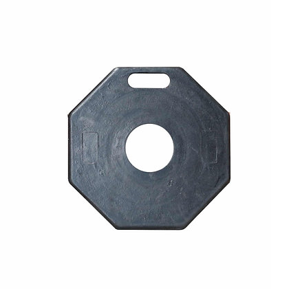 Bollard Replacement Base - 6kg