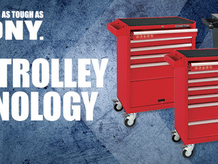 King Tony's Tool  Trolley Technology