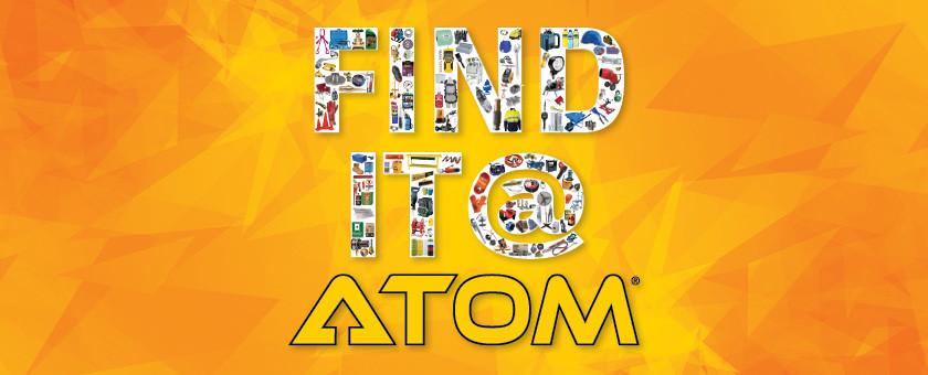 Find it at ATOM