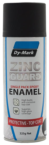 Zinc Guard Enamel Top Coat