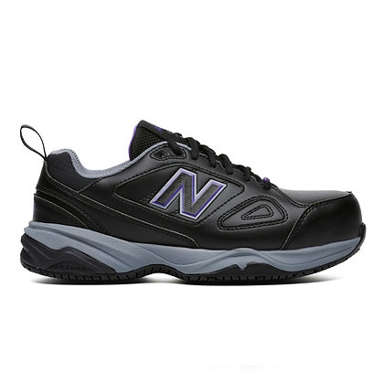 627 New Balance Industrial Women's slip resistant safety sneakers