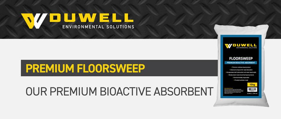 Premium Floorsweep