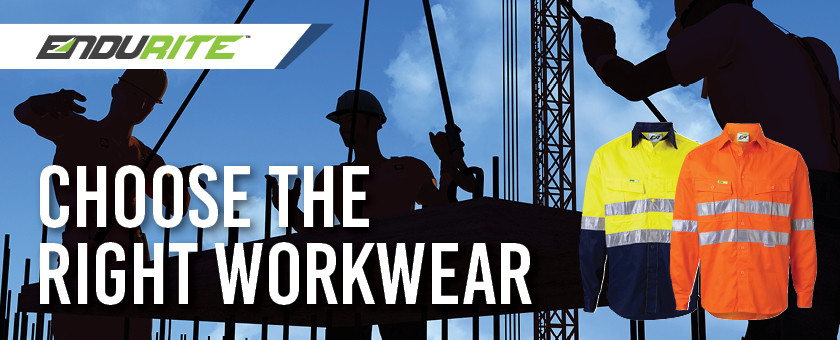 Endurite Workwear Safety Hi-Vis Clothing