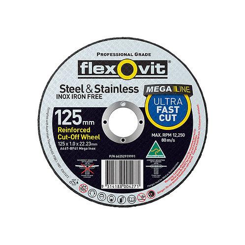 Mega Line Inox Iron-Free Cut-Off Disc