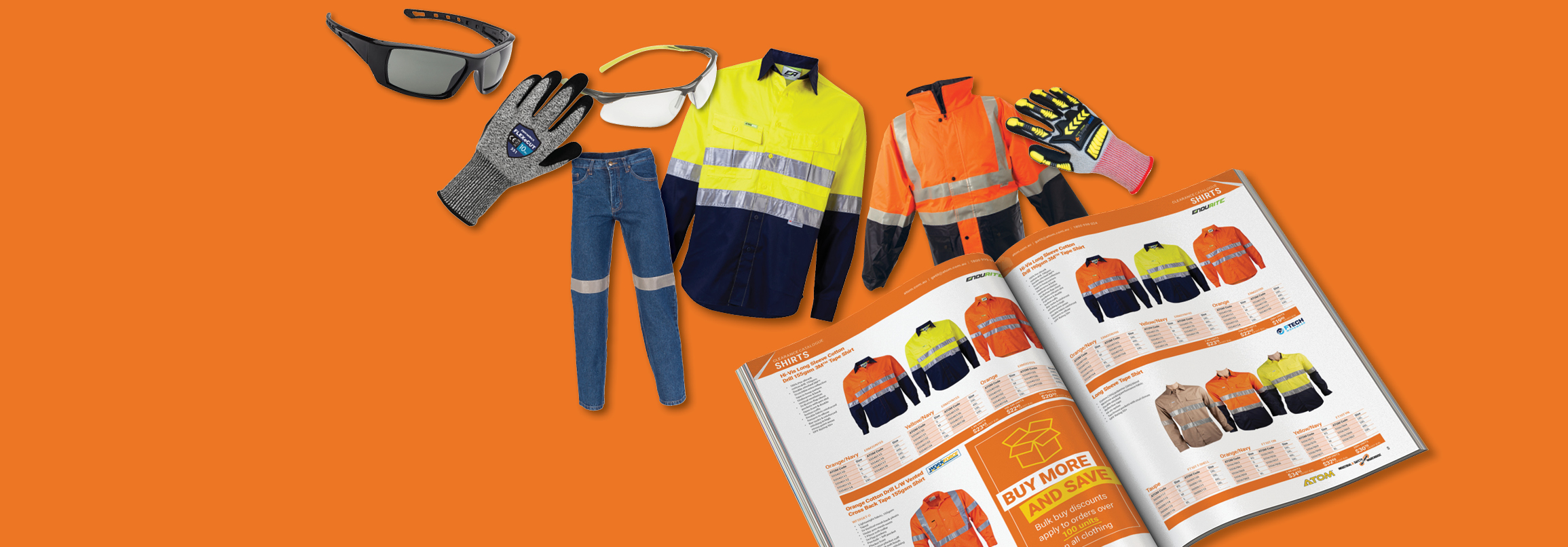 Clothing & PPE Clearance Catalogue