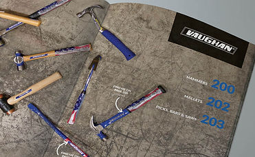 Open product catalogue page Vaughan