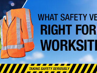 What safety vest is right for your worksite?