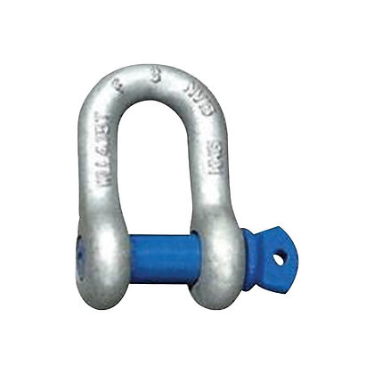 Lifting Shackle – Alloy Grade 'S', 11 x 13mm