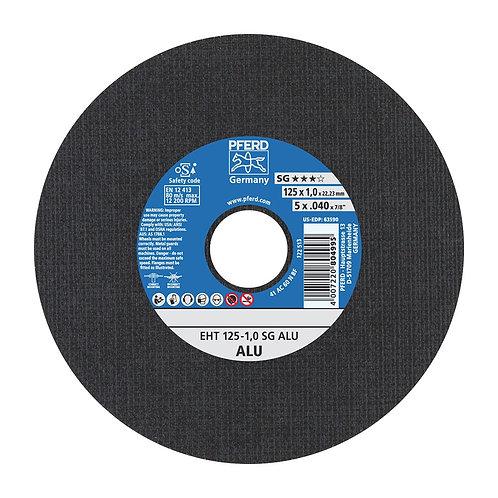 Aluminium Cut Off Disc Ultra Thin A60N SG