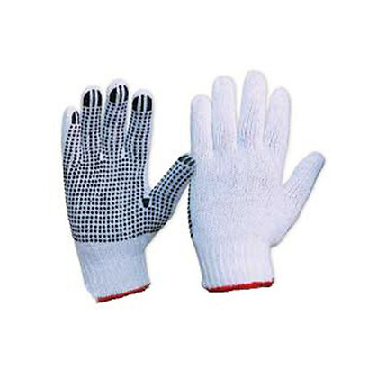 pair of general purpose cotton glove pair