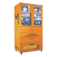 ATOMic Megastoe 9500 Vending Machine