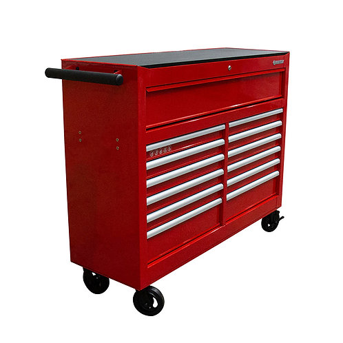 13 Drawer Tool Trolley - Extra Wide