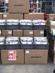 Huge Stock of KN95 Respirators