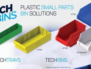A Plus Plastics Tech Bins