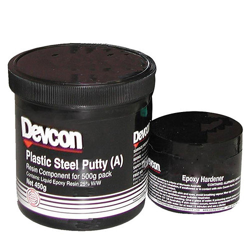 Plastic Steel Epoxy Putty (A) 500g