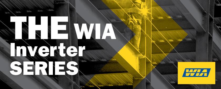 WIA Inverter Series Welder