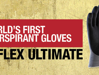 The World's First Anti-Perspirant Glove