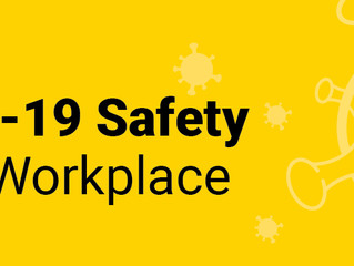 COVID-19 Safety in the Workplace