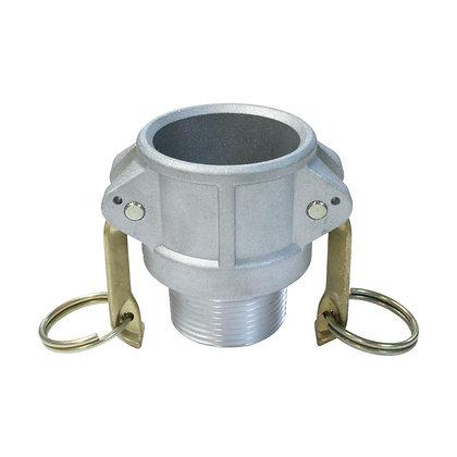 side view aluminium camlock