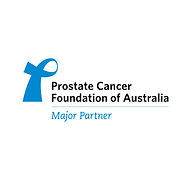 Prostate Cancer Foundation of Australia Major Partner logo