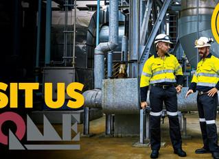 ATOM @ Queensland Mining & Engineering Exhibition