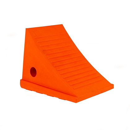 Wheel Chock - Polyurethane, 50t Capacity
