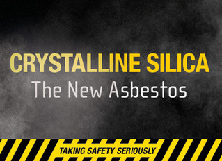 Crystalline Silica – The New Asbestos