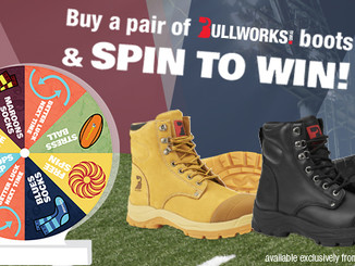 Spin to Win Competition