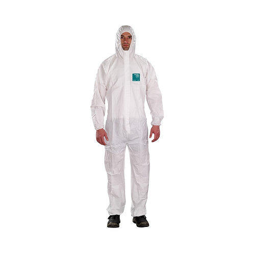 AlphaTec® 1800 Standard - Model 111 Disposable Coveralls Type 5/6