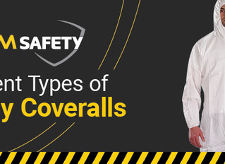 Different Types of Coveralls: How They Are Tested and When to Wear Them