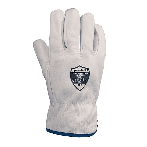 Riggers - A-Grade Leather Gloves
