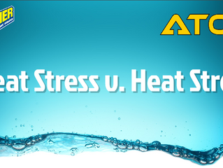 Heat Stress v Heat Stroke. What is the Difference?