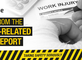 Key Facts from the ABS Work-Related Injuries Report