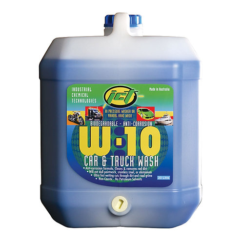W-10 Car and Truck Wash 20L