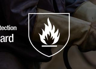 EN407 Heat Resistant Gloves