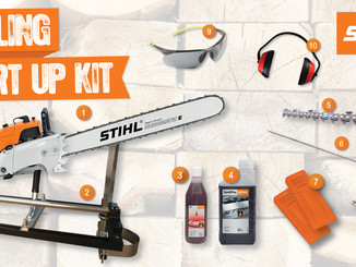 Stihl Milling Start-Up Kit