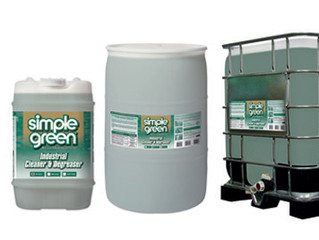 Safer Cleaning With Simple Green