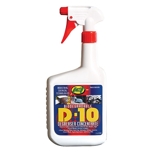 Water Based Degreaser Concentrate D-10 1L