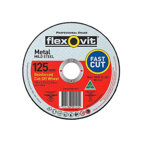 Steel Flat Cut-Off Disc