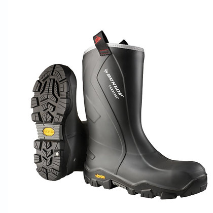 Dunlop Industrial Purofort Reliance Gumboot with Steel Toe